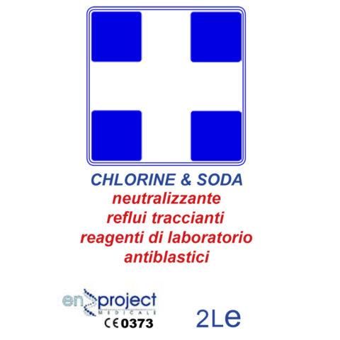 etichetta chlorine abt9000